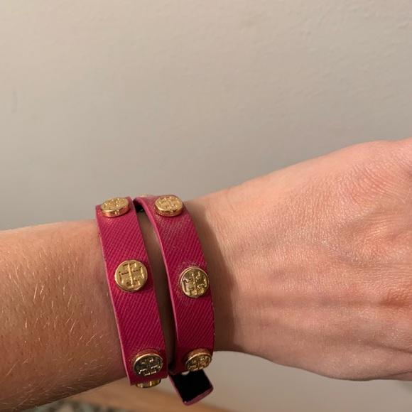 Tory Burch Jewelry - Tory Burch wrap bracelet